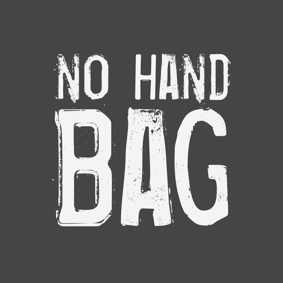 no hand bag donker